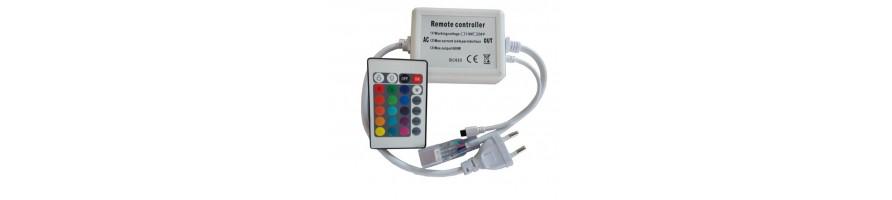 Accesorios para tira LED 220V
